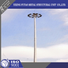 Hot Dip Galvaized Multisided High Mast Lighting Pole