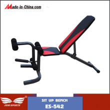 Best Home Use Adjustable Incline Sit up Bench for Sale (ES-542)