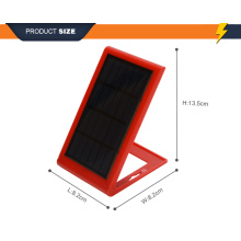 cargador de batería solar duradero de las interfaces múltiples para la emergencia