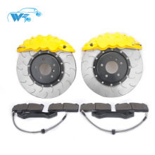 Hot Sale High performance Auto spare parts for Toyota Prado WT8520 6 pot with 370*36mm disc big brake caliper kit