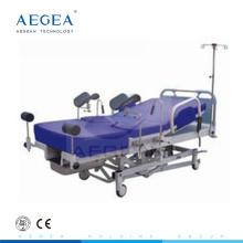 AG-C101A02 imperméable à l'eau coussin électrique gynécologie obstétrique hôpital LDR lit