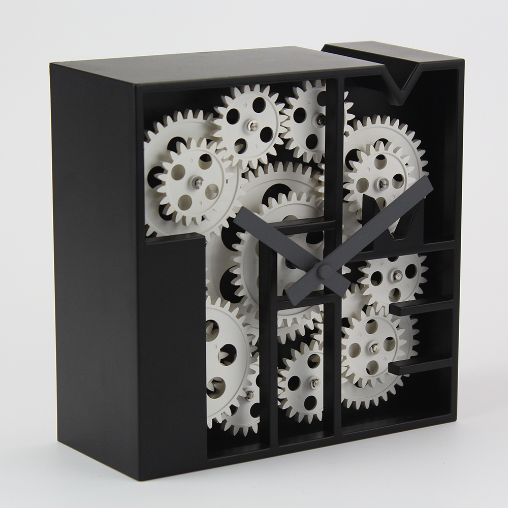 Functional Gear Clock