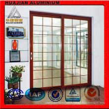 Fenêtres et portes en aluminium complètes