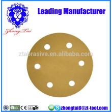 Deerfos CA331 5 Inch Self-adhesive Abrasive Sanding Disc