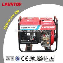 5.5KW Qualität Luftgekühlte tragbare Diesel Generation mit 418cc Motor