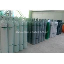 Fatory Price Low Price Argon Gas Cylinder 40liter