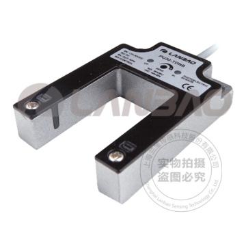 Capteur photoélectrique en alliage de type U (PU30-TD)
