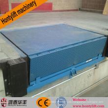 Nivelador de muelle de cilindro hidráulico de carga de 1 tonelada / plataforma de carga de contenedor hidráulico
