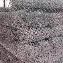 Galvanized Chain Link Fence/Metal Fence/Mesh Fence