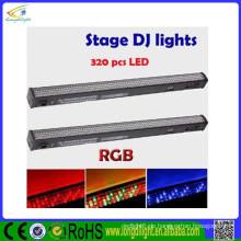 Alibaba Website 320x10mm rgbw LED Wand Waschmaschine DJ LED Lichtleiste
