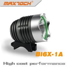 Maxtoch BI6X-1A Cree 18650 paquete impermeable LED luz