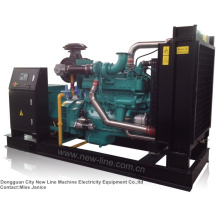 Ensemble de production de gaz naturel Cummins (33kVA-1650kVA)