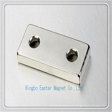 Wind Turbine Magnet with 2 Fixing Holes
