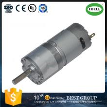 Motor de reducción micro del engranaje, pequeño hogar del motor de DC, mini motor micro, motor de DC, motor del Cepillo de carbón, motor del engranaje