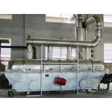 Zlg Vibrating Fluid Bed Drying Machine for Food Staff