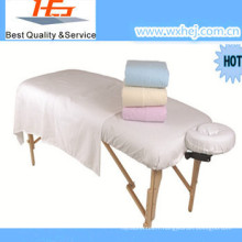 Alibaba Wholesale Spa Couverture de Massage Bedsheet
