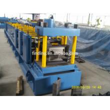 galvanized steel Z purlin making machine