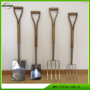 UK Stainless Garden Digging Spades and Forks