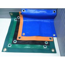 Excellent Sun-Resistant PVC Tarpaulin Cover