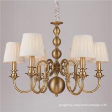 Unique Design Iron Chandelier Light for Livingroom (SL2115-6)