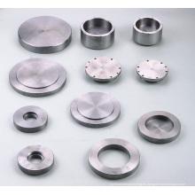 CNC mecanizado de piezas con alta tolerancia para equipos de automatización