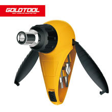 Ratchet Screwdriver with 6pc-bits GSD-890