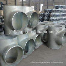 Montagem de tubulação galvanizada de aço carbono