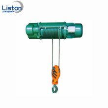 CE Approved 1 Ton Electric Wire Rope Hoist