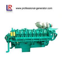 60Hz Land Fill Gas Biogas Engine for Generator 160kw-1028kw