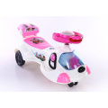 Protection Cheap Eco-Friendly Fun Plastic Kid Swing Car / Baby Tricycle
