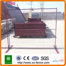 Paneles de valla de malla con costura soldada con recubrimiento de PVC para muro de contención
