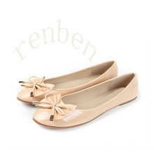 Sapatos de balé casuais novas chegam a moda feminina