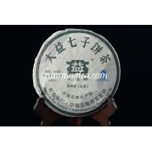 2009 Menghai Dayi 8582 Raw Pu Er Cake (901) té puer Pu'er té Pu-erh té receta clásica 357g / pastel