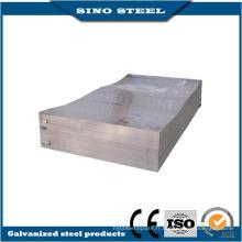 SGCC haute résistance galvanisé de tôle d'acier