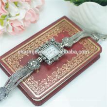 Relojes de lujo de la aleación de cuarzo de las nuevas señoras elegantes de la manera B023