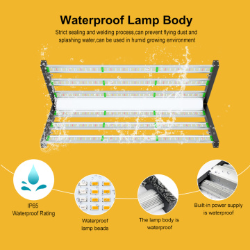 720W Quantum Bars LED Grow Light
