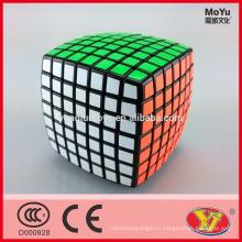 2015 Горячие соления Moyu Aofu 7 слоев Magic Speed Cube Образовательные игрушки English Упаковка для продвижения