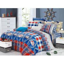 Alta qualidade 40s 205T reativo impresso 2014 bedcloth novo algodão 100% luxo conjunto de roupa de cama