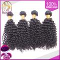 Китайские Швейные Машины Цвет #613 Переплетения 28 Дюймов Kinky Курчавых Волос