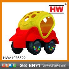 Carro novo do brinquedo do carro da borracha do carro da roda livre do projeto novo