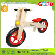 12inch plywood material wooden balance bike for kids