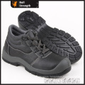 PU Injection Ankle Industrial Safety Shoe with Steel Toe (SN5329)
