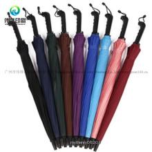 Straight Long Handle Advertising Promotion Gift Fashion Golf Umbrella