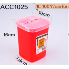 wholesale tattoo needle sharps container 1L