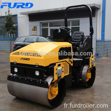 3 ton Vibratory and Static Road Roller from China Manufacturer (FYL-1200)