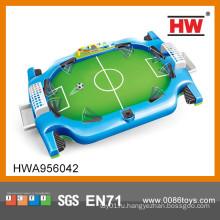 Интересная игра в мини-футбол