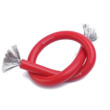 Silicon rubber super flexible wire 18 20 22 awg 40kv 50kv
