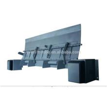 Bord mécanique du niveleur de quai