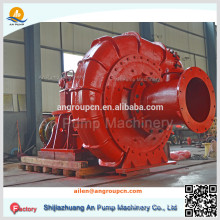 Transfer Wet Gravel Sand Mining Suction Dredge Pump