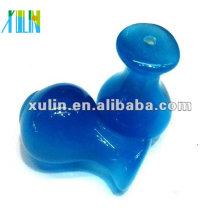 Vaso Azul Lampwork Grânulos De Vidro Por Atacado